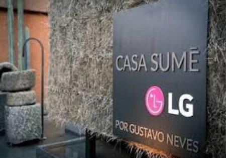 LG firma parceria exclusiva em tecnologia para CASACOR 2019