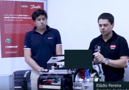 Já Conhece o Turbocor? Compressor oil free.