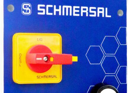 Schmersal lança sistema de controle e segurança para máquinas