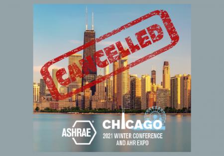 AHR EXPO 2021: Cancelada!