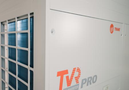 Trane lança TVR Pro, solução versátil para sistemas com tecnologia VRF