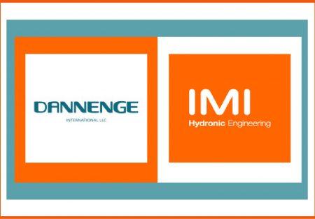 Dannenge International e IMI Hydronic firmam parceria nos sistemas hidrônicos