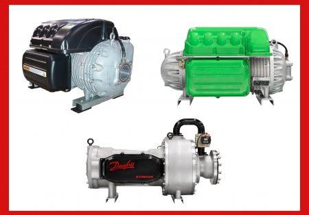 Compressores Turbocor da Danfoss prometem alta eficiência com baixos níveis de ruído