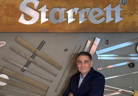 Starrett anuncia novo Diretor Comercial para a América Latina