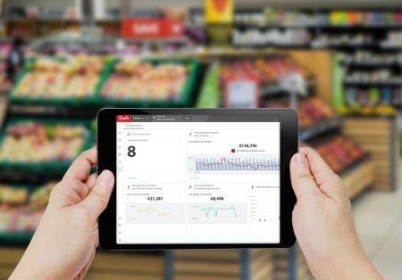 Manutenção preventiva no varejo alimentar é uma realidade Danfoss