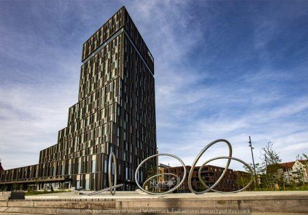Sistema de resfriamento e aquecimento Danfoss garante ventilação sustentável em hotel de seu país de origem, a Dinamarca