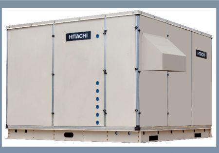 Johnson Controls-Hitachi AC lança solução para projetos que necessitam de instalação simplificada