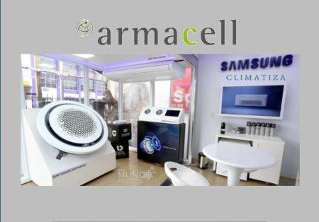 Técnico da Armacell participa de live na plataforma Samsung Climatiza