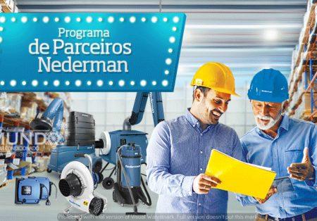 Nederman do Brasil lança Programa de Parceiros e abre oportunidades de negócios no mercado
