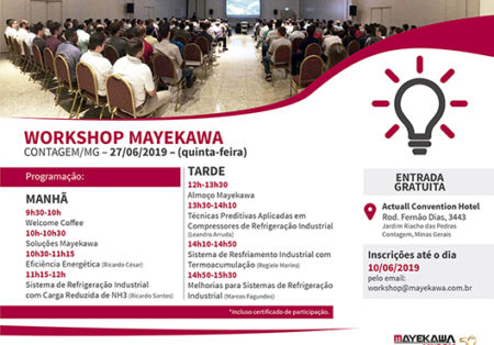 Workshop Mayekawa