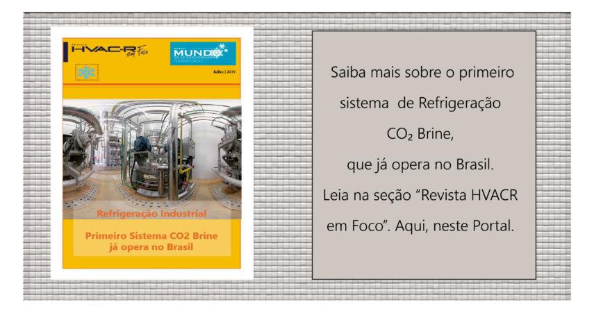 Primeira obra de CO2 Brine no Brasil