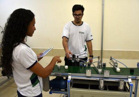 Senai abre matrículas para 28 cursos técnicos