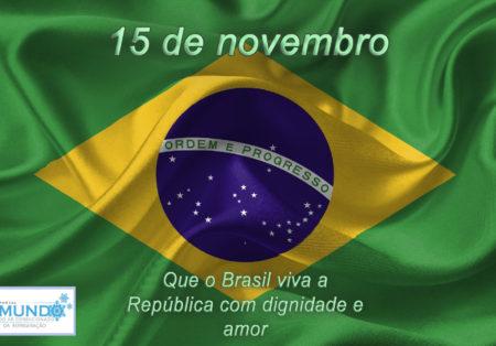 15 de nov | Proclamação da República