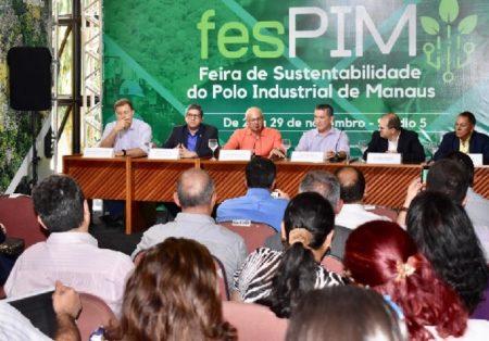 1ª Feira de Sustentabilidade do Polo Industrial de Manaus (fesPIM) discute melhores soluções