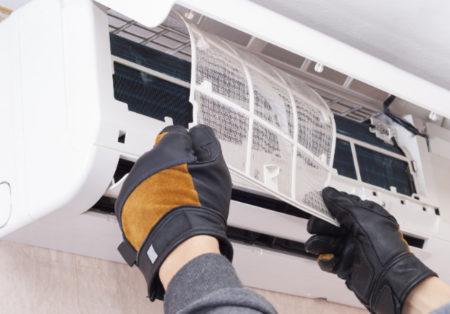 Limpeza ou troca do filtro do condicionador de ar: Quando fazer?