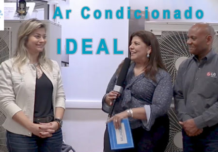 Dicas Ar Condicioando Ideal # LG Explica 06