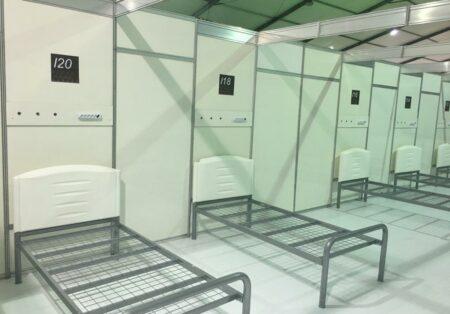 Termomecanica fornece cobre para hospitais de campanha