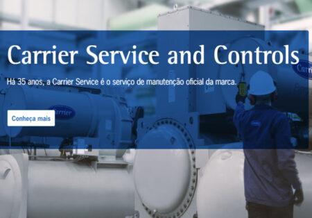 Midea Carrier inaugura site mais intutitivo e com novo endereço