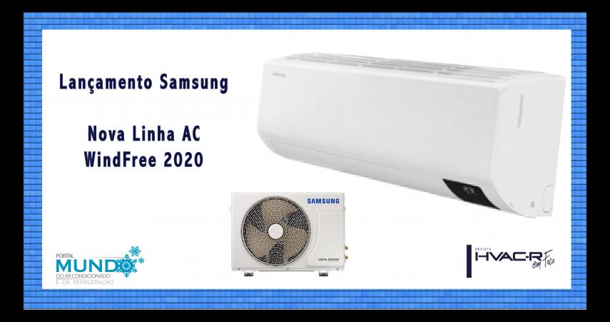 LInha WindFree Samsung 2020