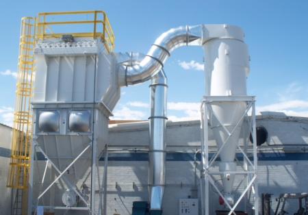 ARTIGO Purefeel: Automação de Sistemas  de Filtragem Industrial de Ar