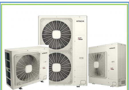 Johnson Controls-Hitachi lança unidade externa compacta e com grande capacidade de climatização