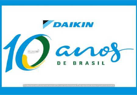 Daikin, uma década de AC no Brasil