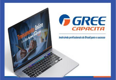 Gree lança plataforma online e gratuita para treinamento de técnicos instaladores