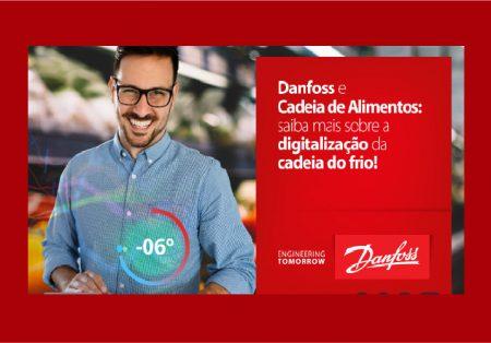 Programe-se: Danfoss realiza Fórum que aborda importância da digitalização na Cadeia do Frio