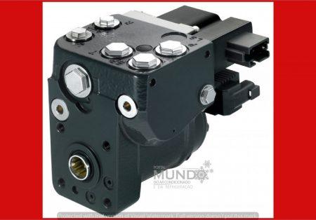 Direção eletrohidráulica e-steering da Danfoss aumenta produtividade e segurança de operadores