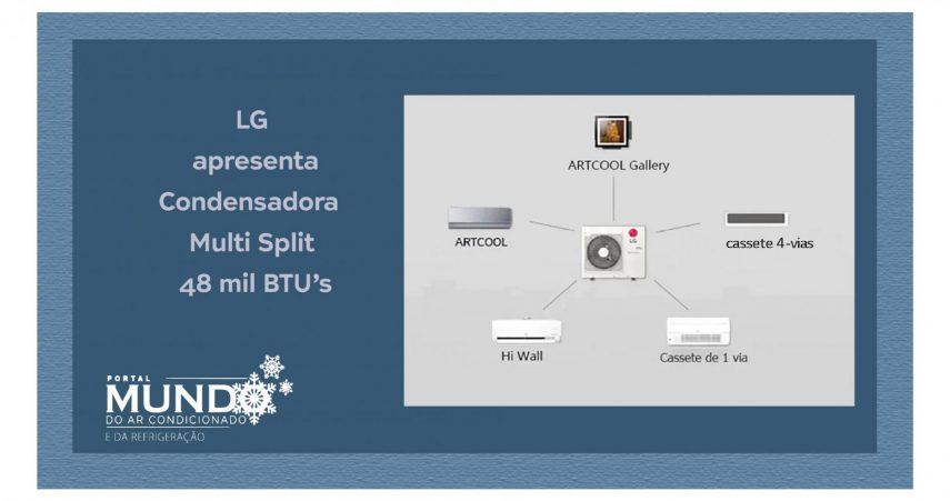 LG Multi Split Condensadora