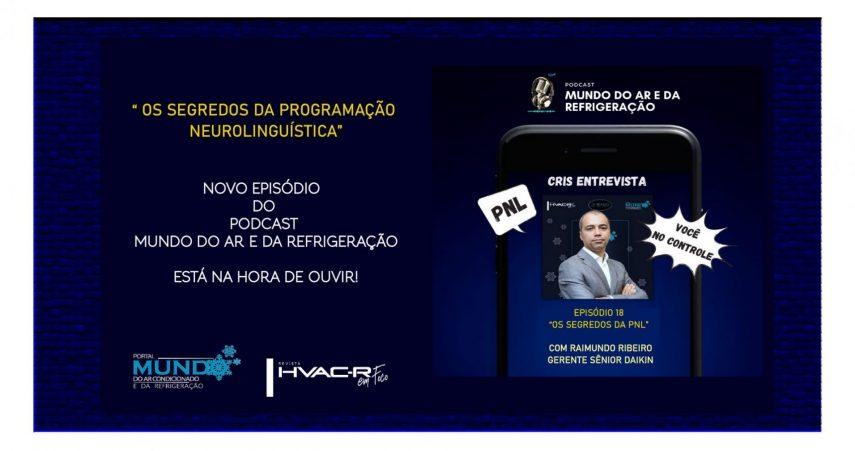 PODCAST PNL com RAIMUNDO RIBEIRO