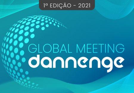 Contagem Regressiva para o Global Meeting Dannenge 2021