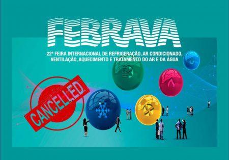 Febrava 2021 está cancelada!